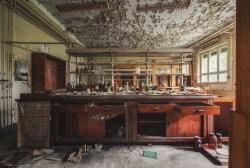 Laboratory of the insane